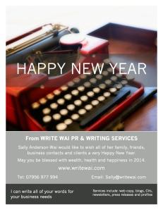 New Year final typewriter messagejpeg